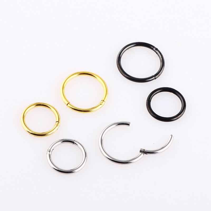 universel septum segment nez oreille l vre anneau tragus piercing bijoux ebay. Black Bedroom Furniture Sets. Home Design Ideas
