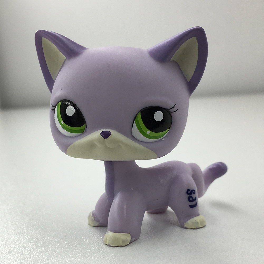 Cat With Green Eyes Character