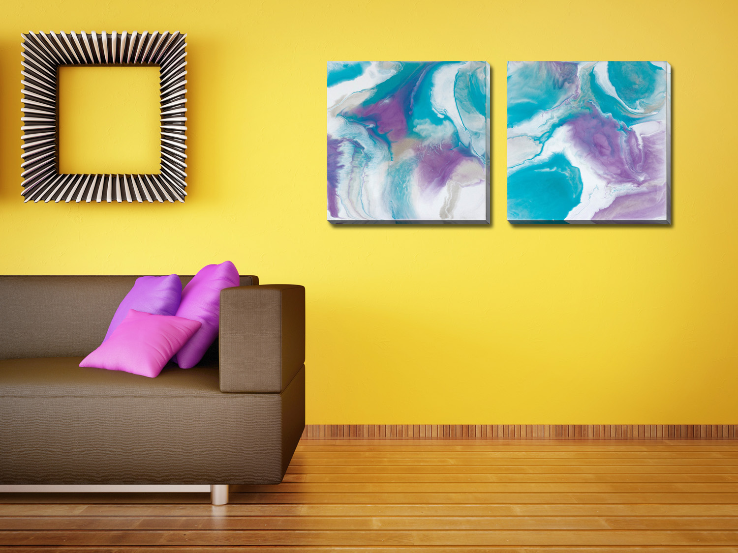 Charming Wall Art Set Of 2 Pictures Inspiration - The Wall Art ...