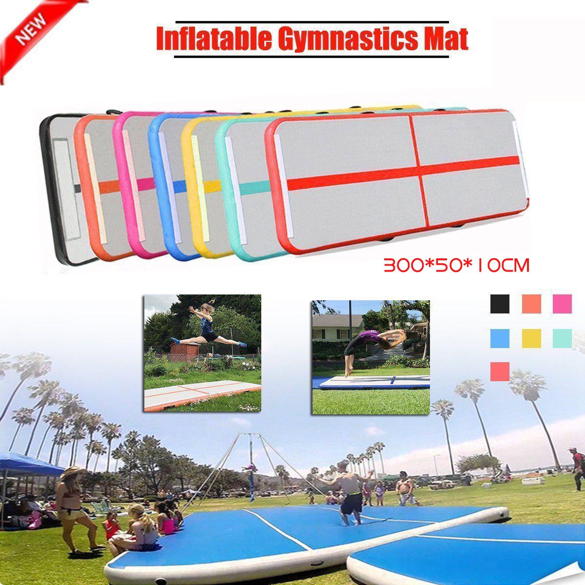 Tumbling Air Track Matte Inflatable Taekwondo Floor