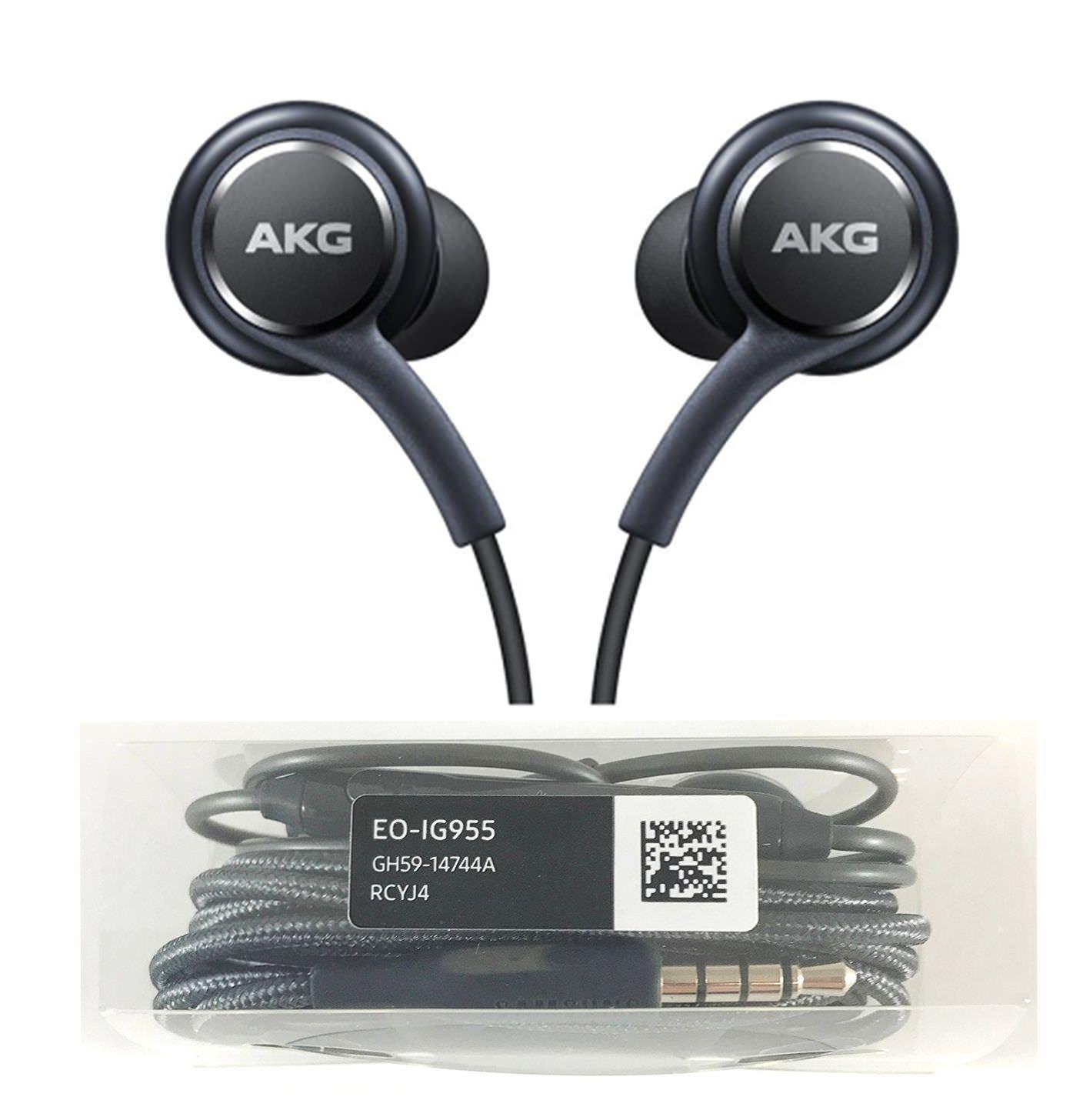 oem samsung akg earphones headphones headset galaxy s6 s7. Black Bedroom Furniture Sets. Home Design Ideas
