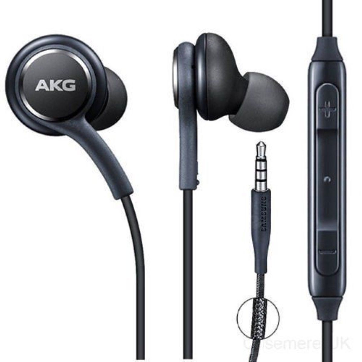 oem samsung akg earphones headphones headset galaxy s6 s7. Black Bedroom Furniture Sets. Home Design Ideas