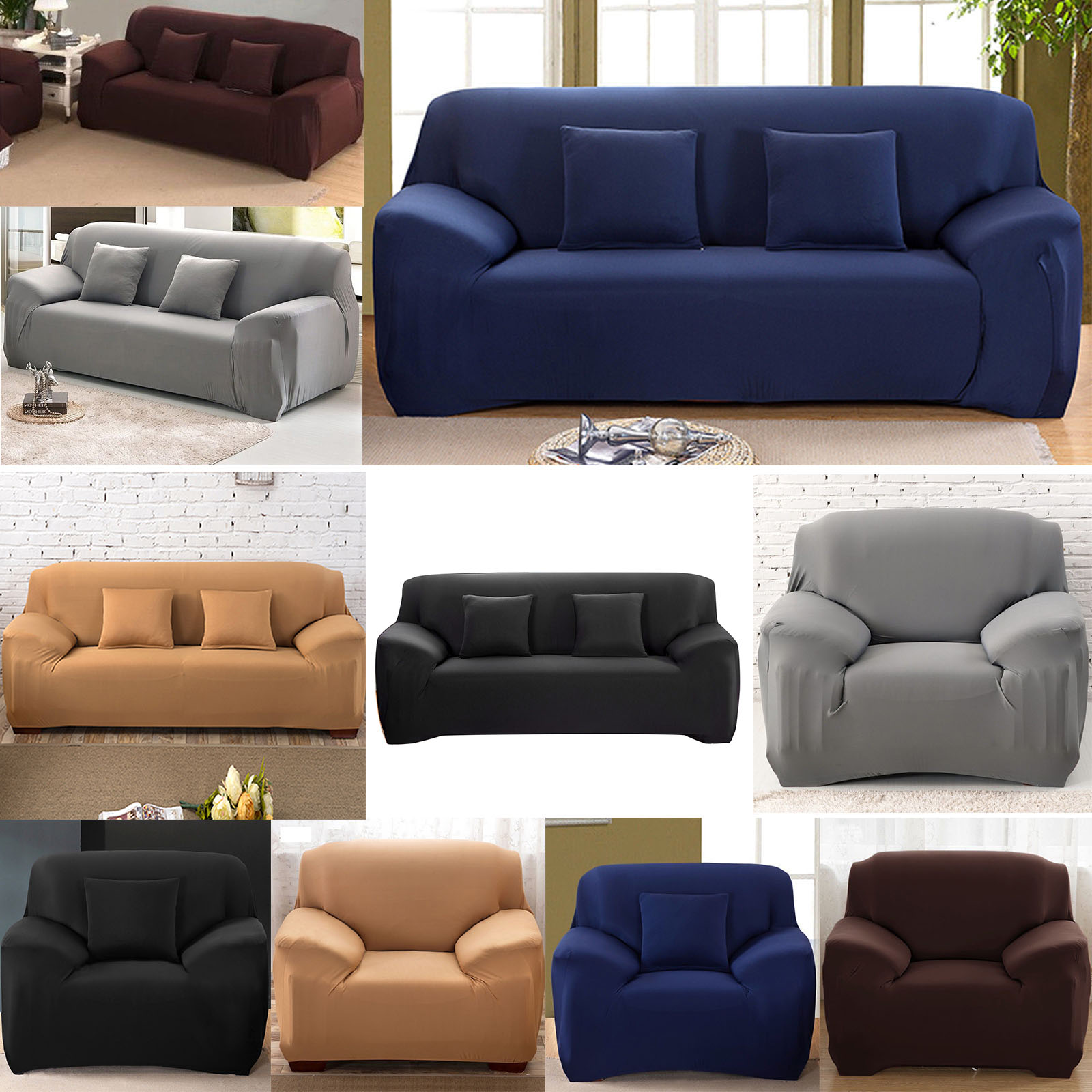 fit us couch seater itm slipcover removable with sofa cover stretch lounge washable