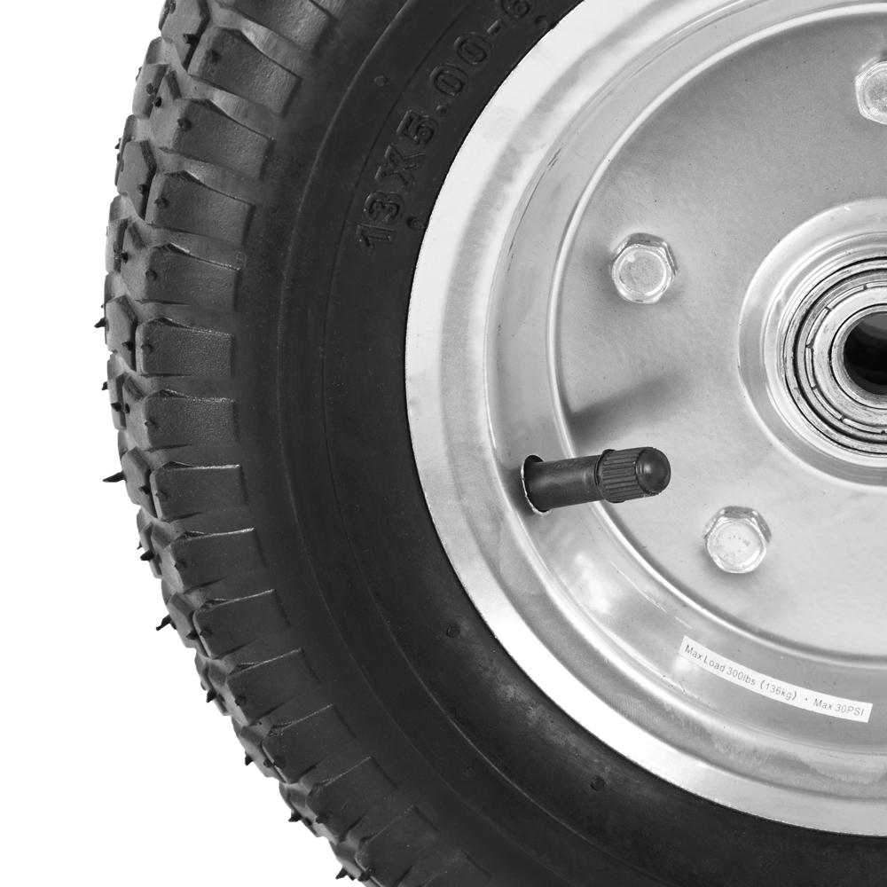 and wheels replacement wagon wheel pin tire garden cart
