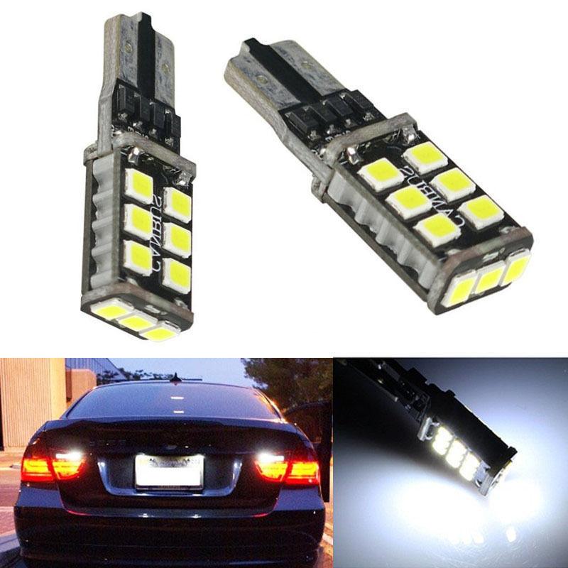 2x 921 Super Bright White LED Car Reverse Backup Light Bulbs 2014-2017 For Honda