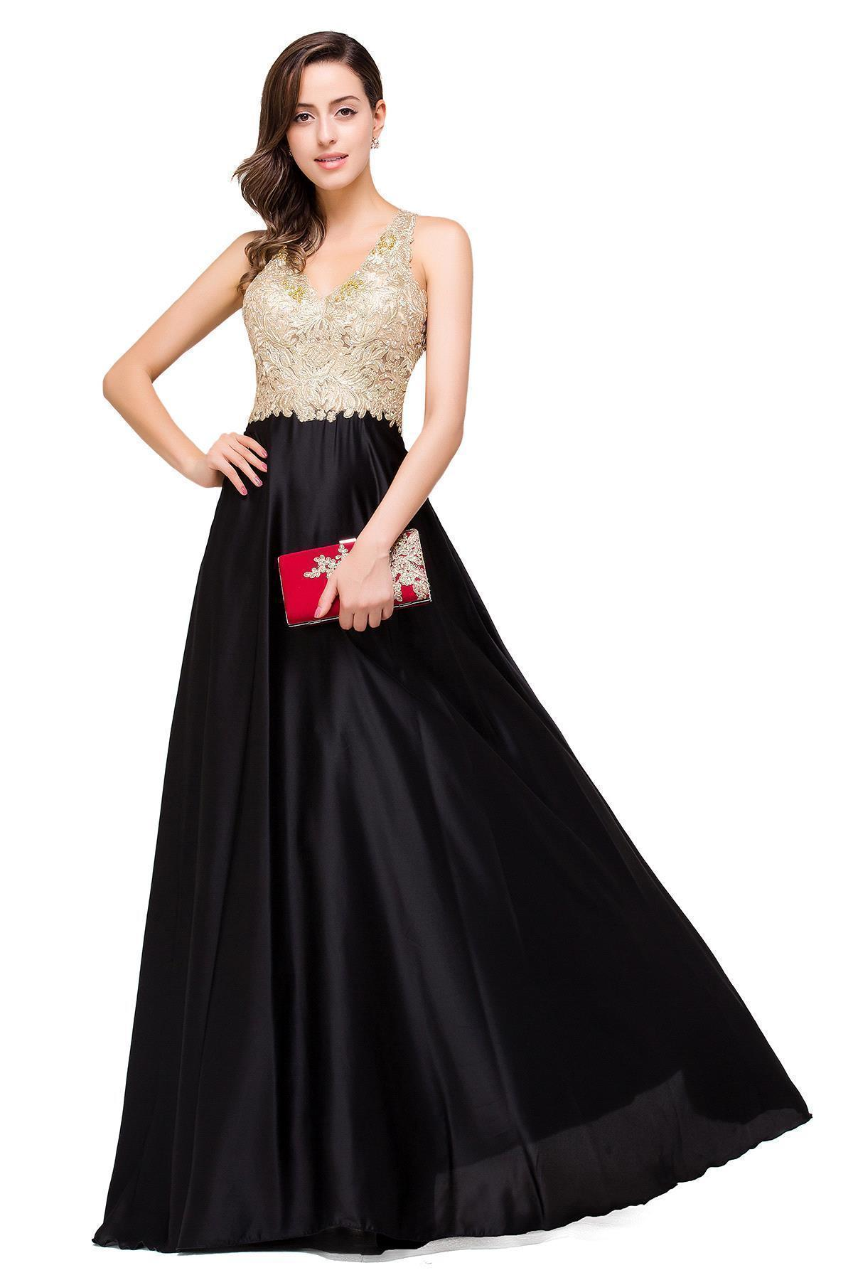 Details about Formal Wedding Bridesmaid Long Evening Party Ball Prom Gown  Cocktail Maxi Dress 817450bbb