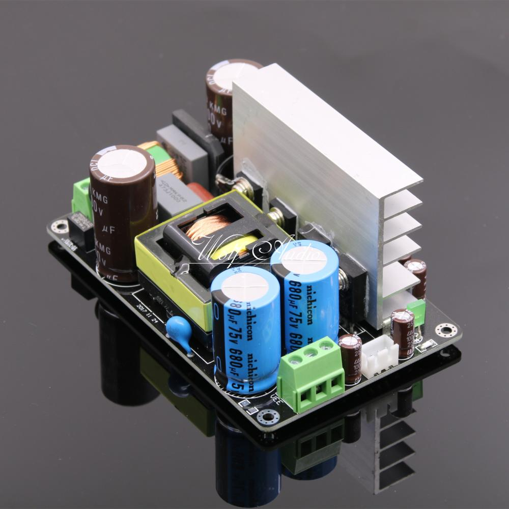 Hifi Audio Llc Soft Switching Power Supply Board For Amplifier Circuit Smps Tablet 48v 500w X1