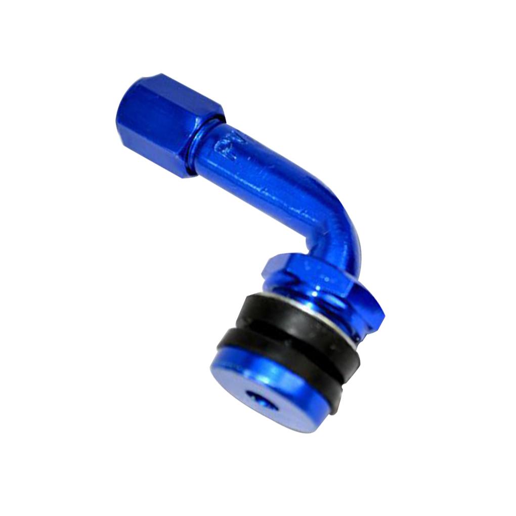 motorcycle tire valve stem cap aluminum alloy scooter wheel valve stem  degree  ebay