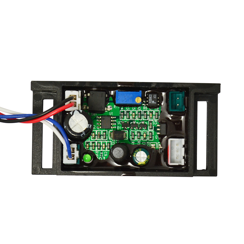 Laser Diode Driver Board 50mw 500mw 635nm 638nm With Ttl 12v Circuit Image Is Loading