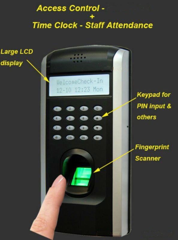 photo 0525-F7-A15_zps3c368389.jpg & Standalone Reader Biometric Fingerprint Keypad Door Access Control ...