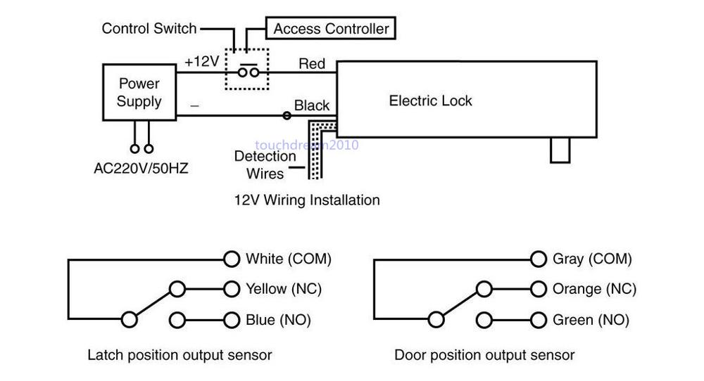 Bluetooth Access Control Use Phone To Open Door Systems Deadbolt