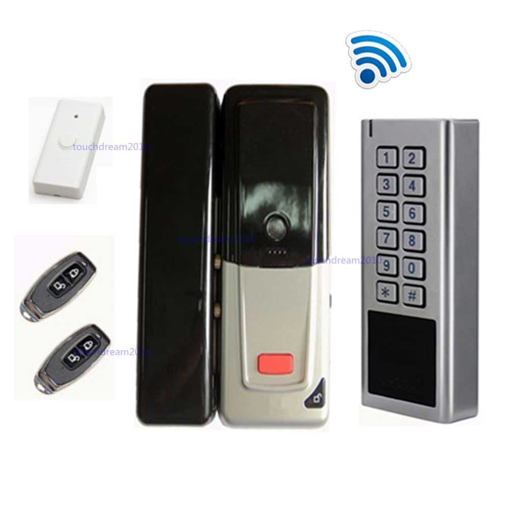 know dry smart lock pin stealth battery locks more remote door home wireless control diy