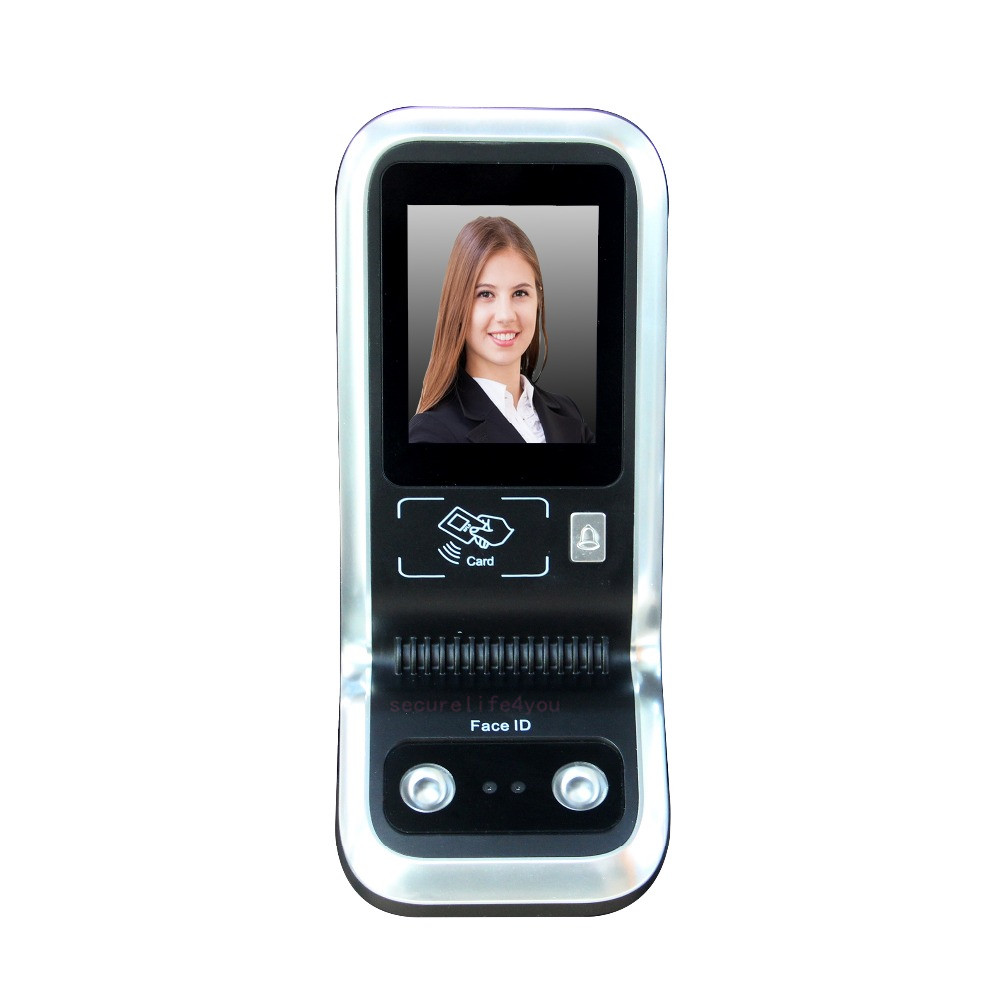 1000 Face Users Full Facial Access Control Amp Electric