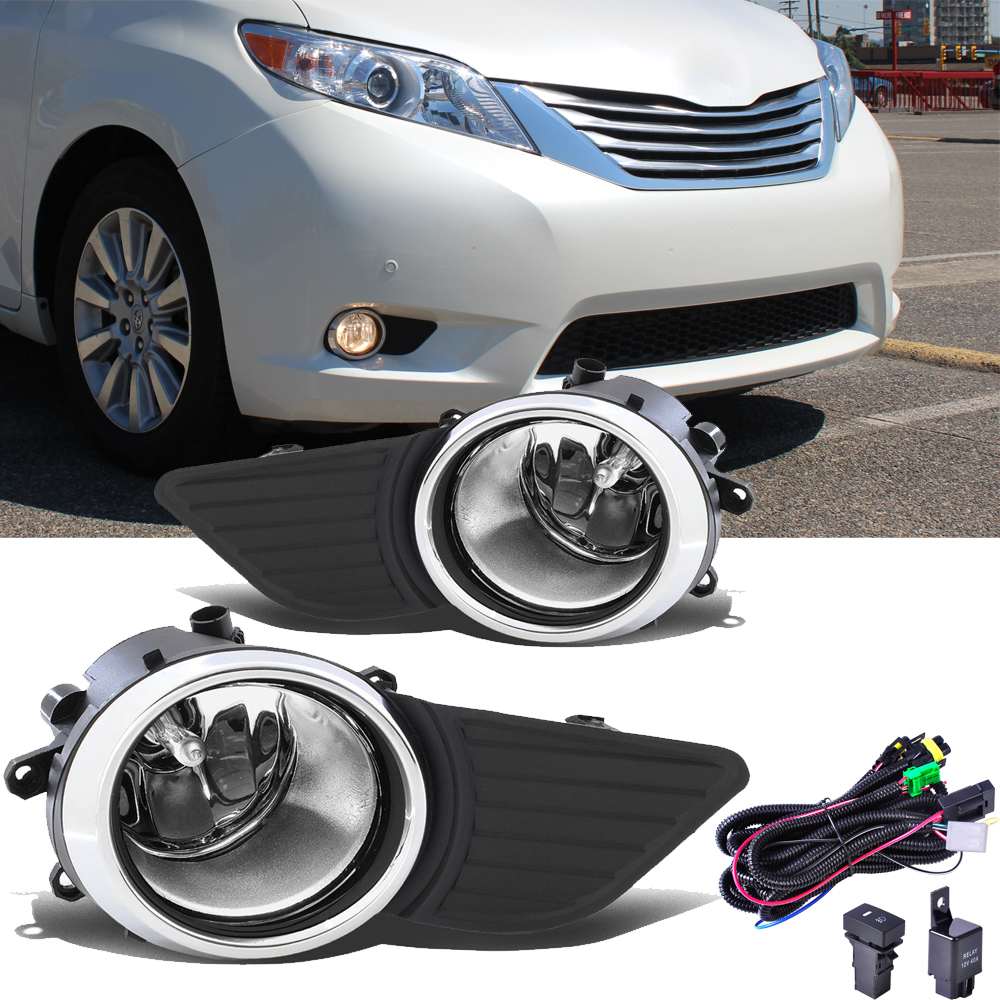 2011 Toyota Sienna Tow Package