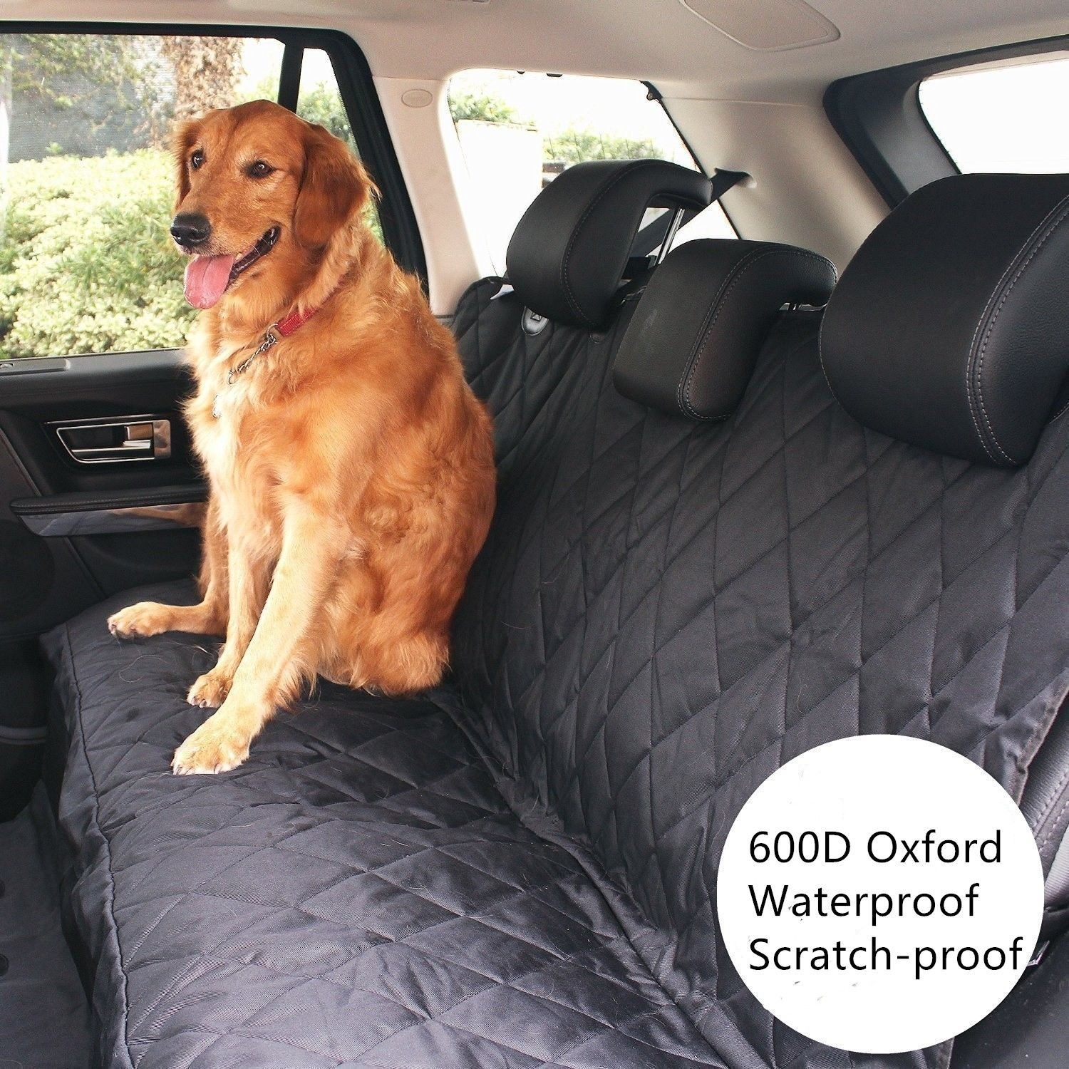 REAR WATERPROOF CAR SEAT COVER DOG PET PROTECTOR VW CARAVELLE
