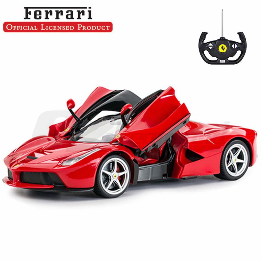 ferrari official licensed 1:14 remote control kids rc car ferrari