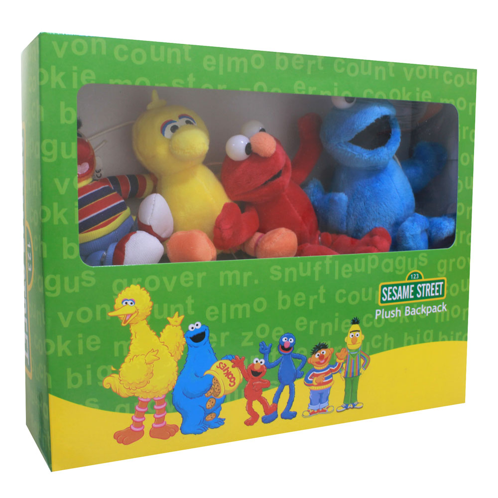 Sesame Street Disney Baby Wind Up Crib Musical Cot Mobile 0 M+  a52d9b9ea