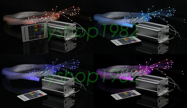 Diy Stars Skylight Fiber Optic Light Kit For Car