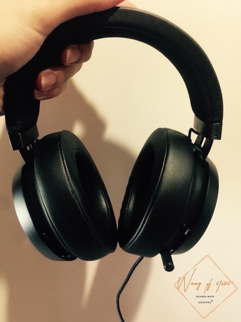 Oval Round Ear Cushion Pad For Razer Kraken 7 1 Pro Chroma