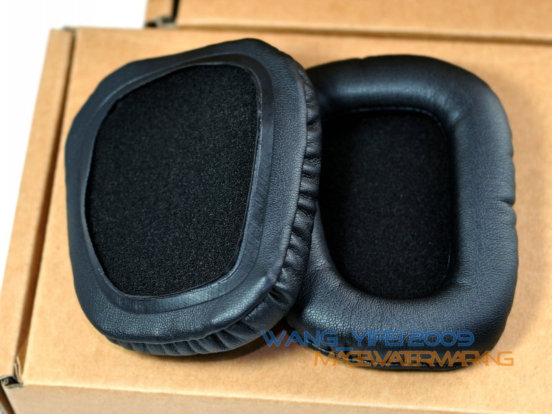 Details about Replacement Ear Pads Cushion For G35 G930 G430 F450 Wireless Gaming Headphones