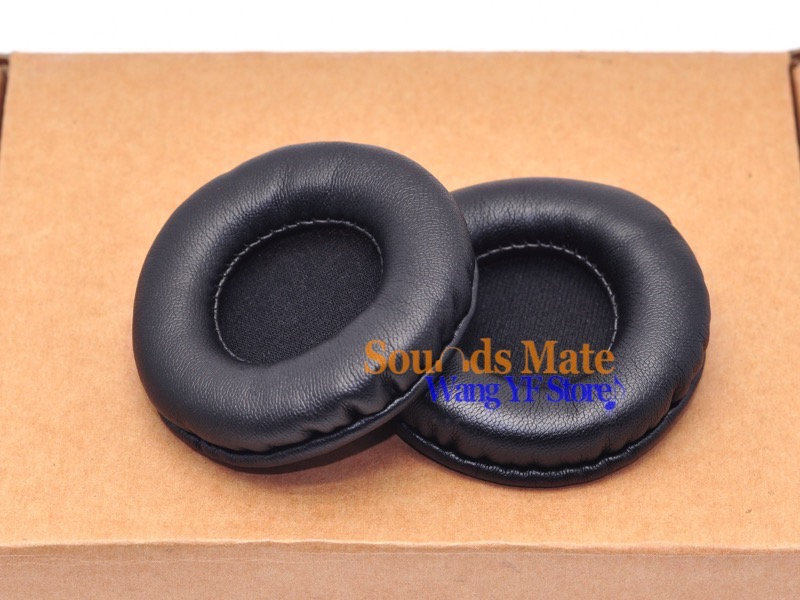 Thickers soft ear pads cups foam cushion for logitech H600 H609 headsetheadphone