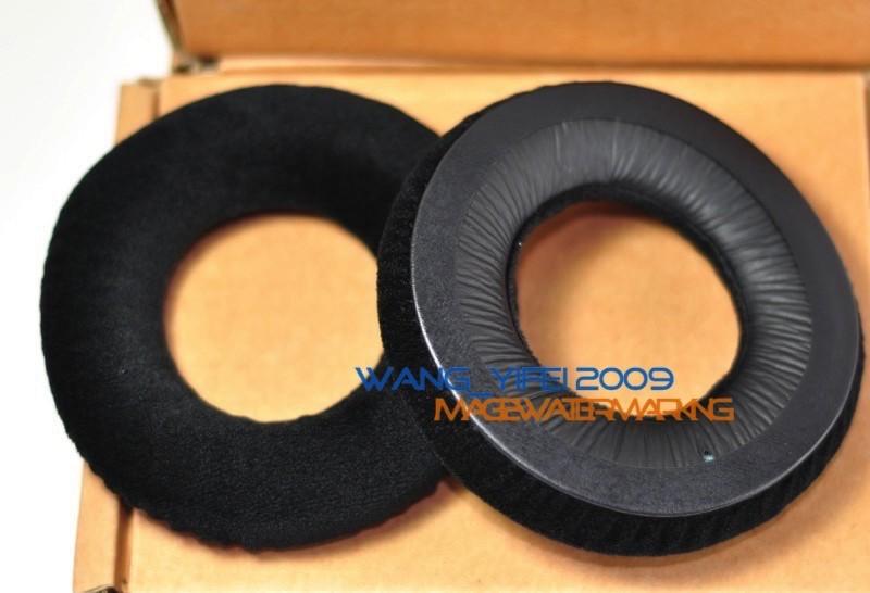 48f6e84d9c9 Velour Ear Pads For Corsair HS1 HS1A Vengeance Series Gaming Headset ...