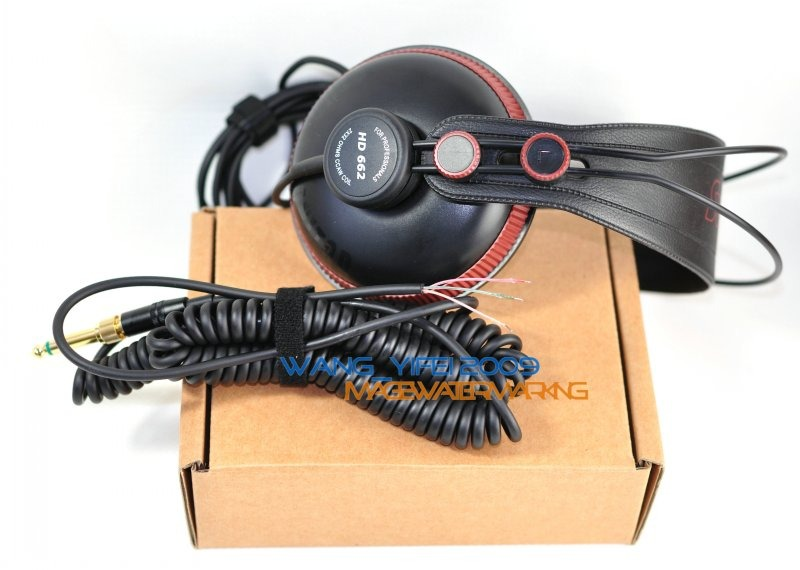 DIY Replacement Coiled DJ Cable Wire Line For Superlux