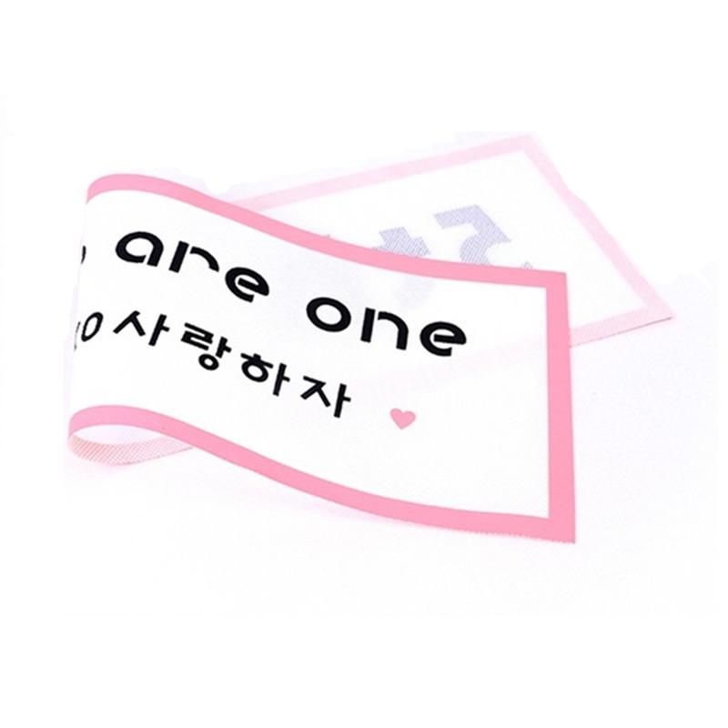 Other Music Memorabilia KPOP BLACKPINK TWICE Hand Banner WANNA ONE