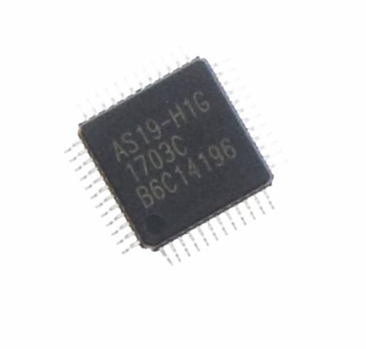 10PCS AS19 AS19-H1G E-CMOS LCD POWER SUPPLIES FOR REPAIR QFP48 IC NEW