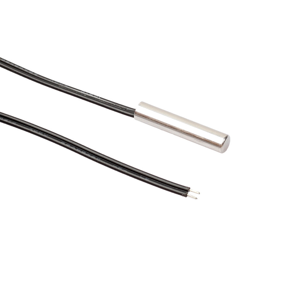 thermistor temperature sensor with wiring thermistor