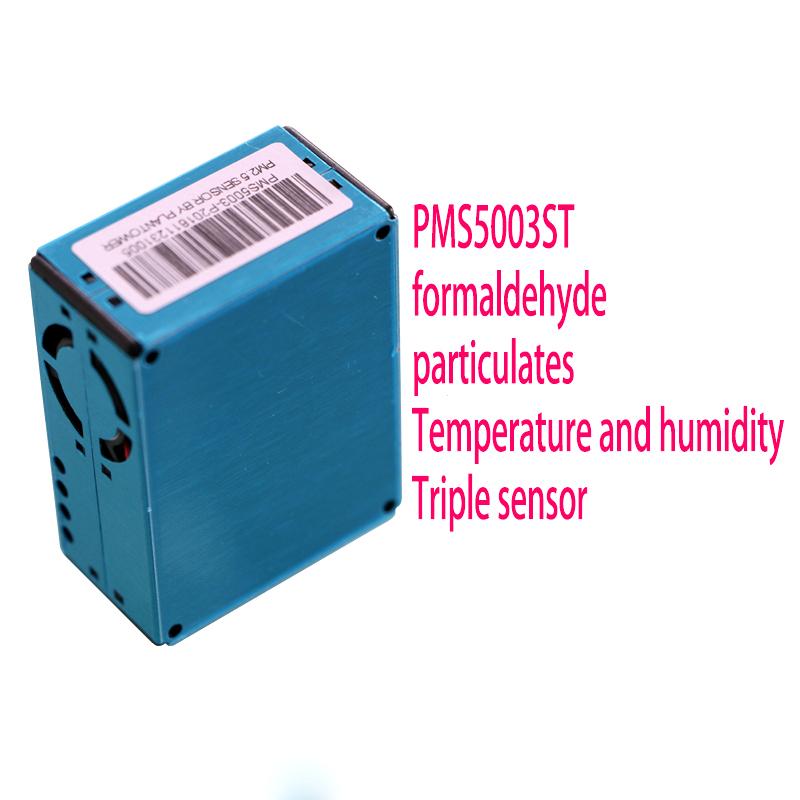 1Stks PMS5003 High Precision Laser Dust Sensor Module PM1.0 PM2.5 PM10