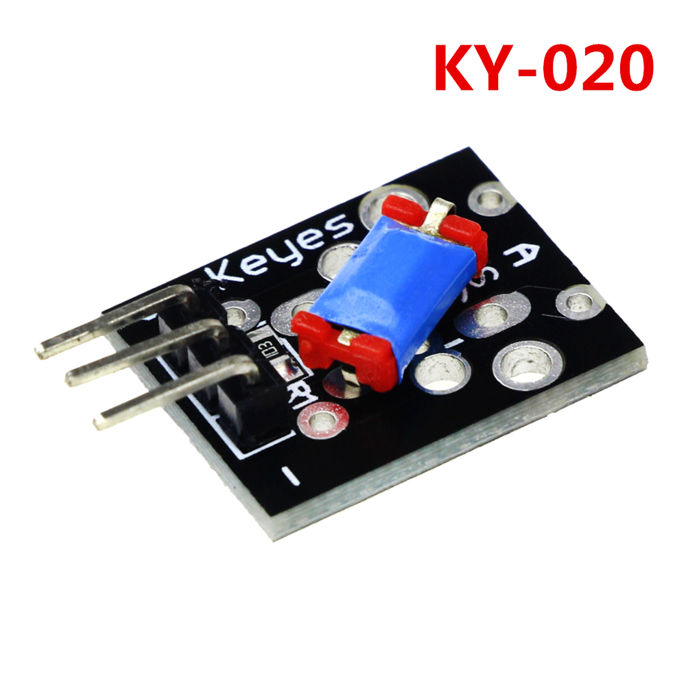 10 Stück SW-520D Metal Ball Tilt Sensor Neigungssensor SW520D