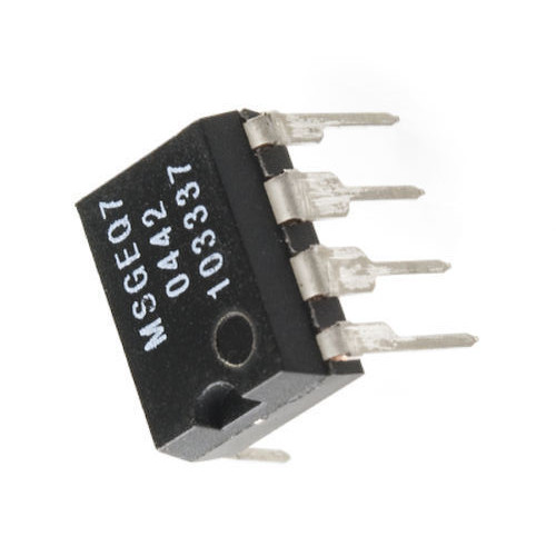 2PCS MSGEQ7 Band Graphic Equalizer IC MIXED DIP-8 MSGEQ7 NEW Other