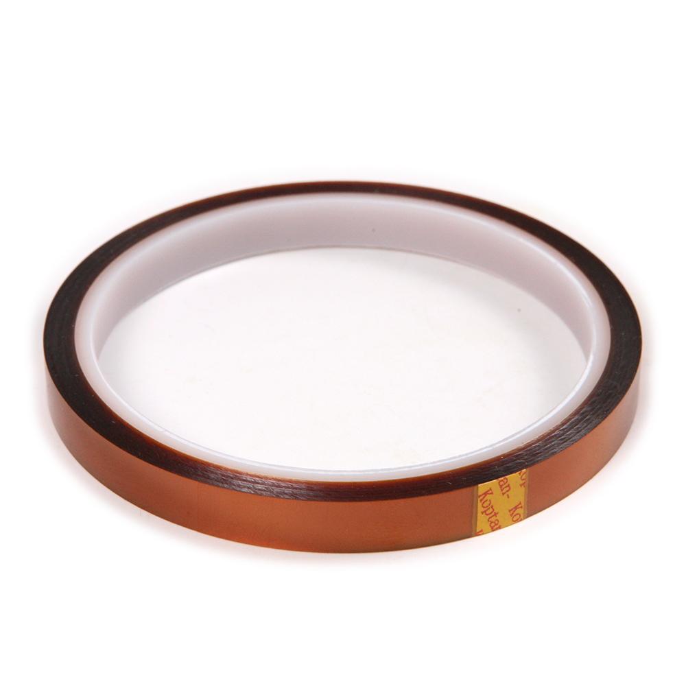 New 6mm X 33m 100ft Kapton Tape BGA High Temperature Heat Resistant Polyimide