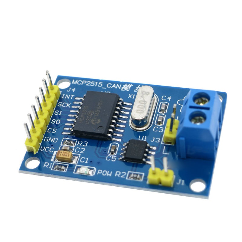 Details about MCP2515 CAN Bus Modul mit TJA1050 Transceiver 5V For Arduino  Raspberry Pi New