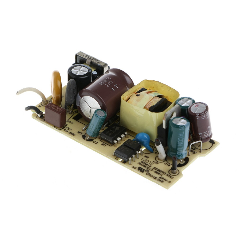Ac Dc 100v 240v To 5v 2a Switching Power Supply 2000ma For Protectors Circuit On Smps Replace Repair
