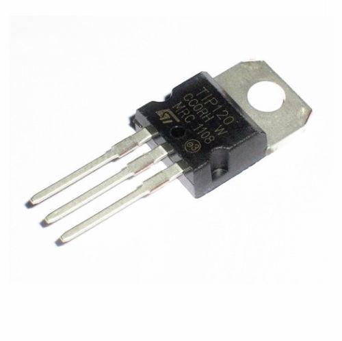 10PCS TIP120 TO-220 Darlington Transistors NPN NEW