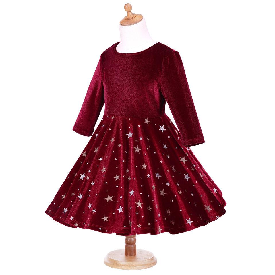 Großartig Mädchen Rot Partykleid Zeitgenössisch - Brautkleider Ideen ...