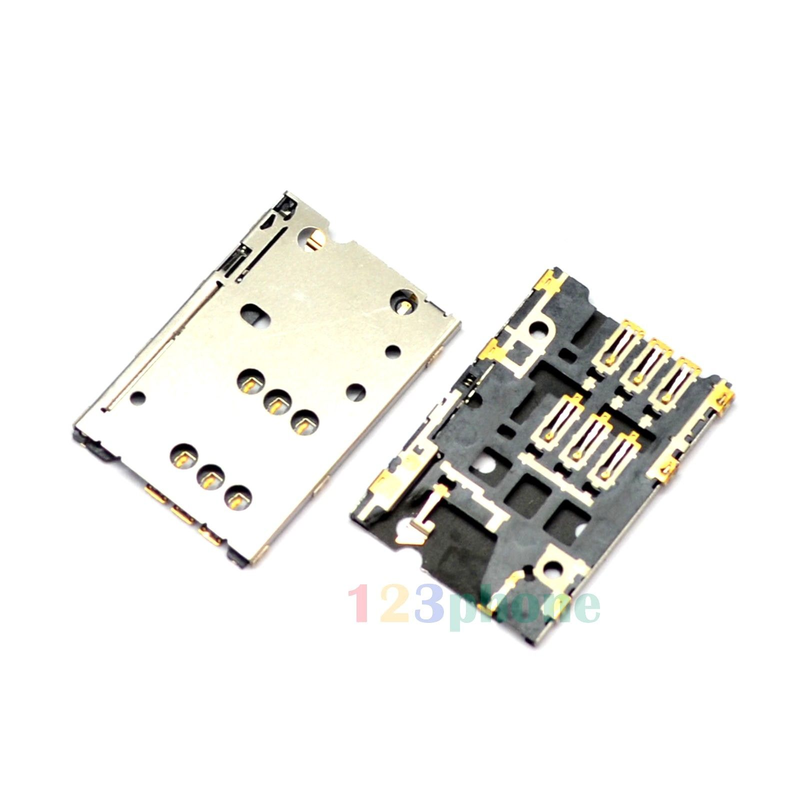 Brand new inner sim card reader slot tray holder for nokia n8 f 316 product view reheart Choice Image