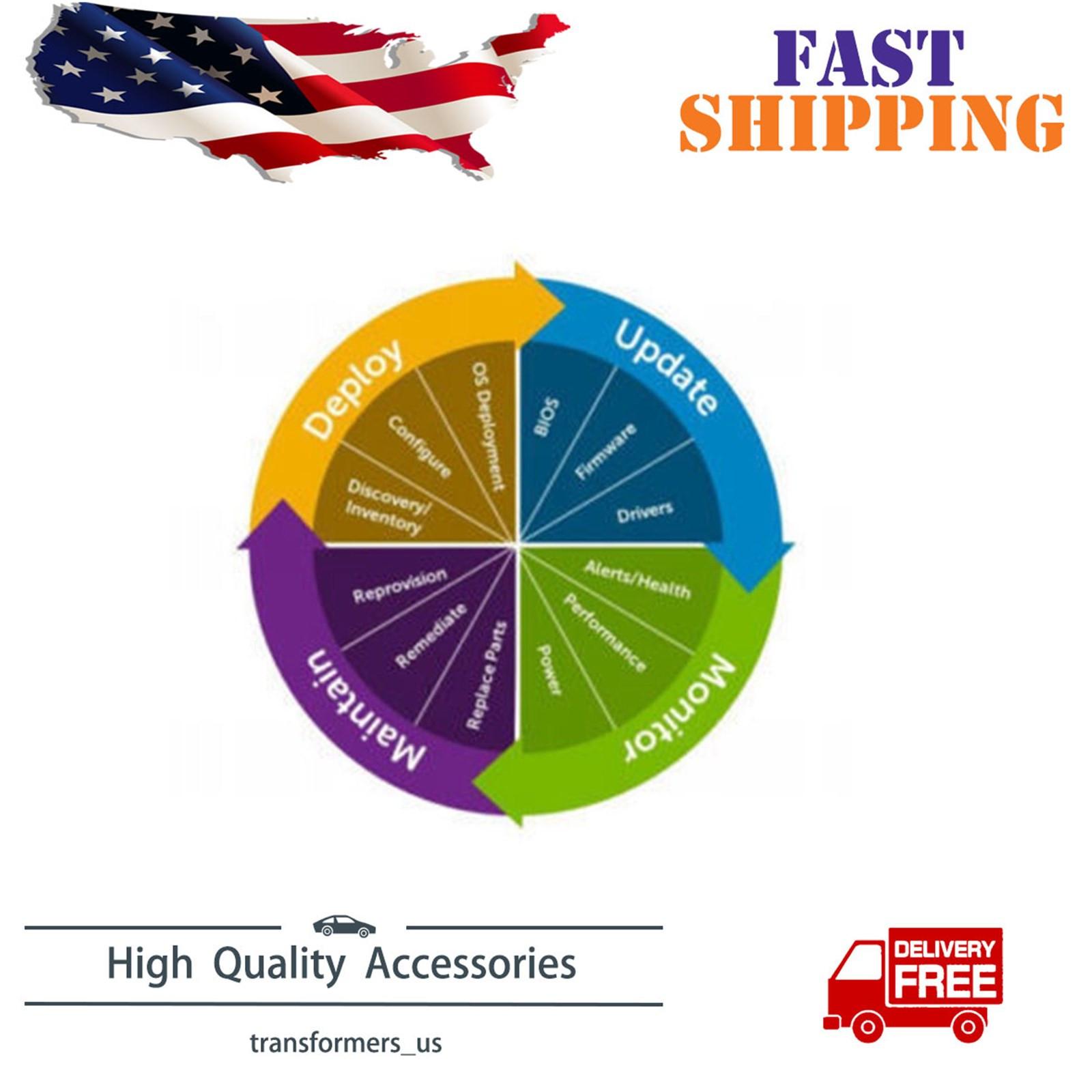 Details about Fit For iDRAC8 Enterprise LicenseT330 R330 R430 R530 R630  R730 R730XD R830 R930