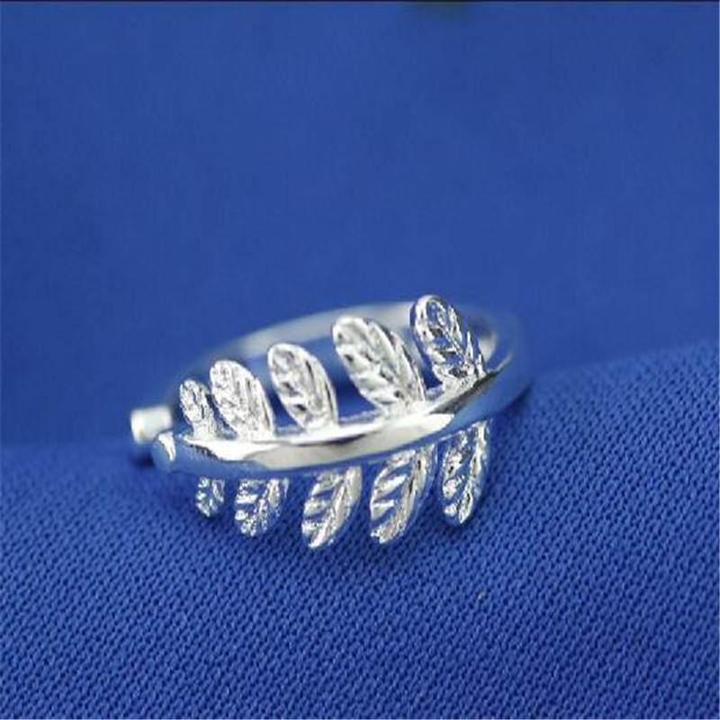 925 Solid Sterling Silver Plated Women//Men NEW Fashion Ring Gift SIZE OPEN H195