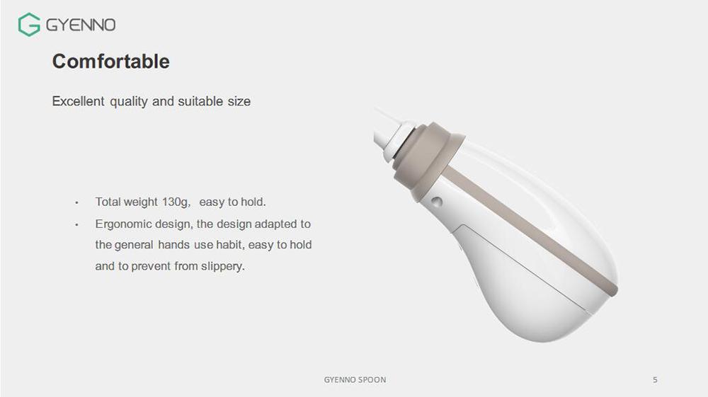 Gyenno Self Stabilizing Hand Tremor Gyro Tableware Spoon