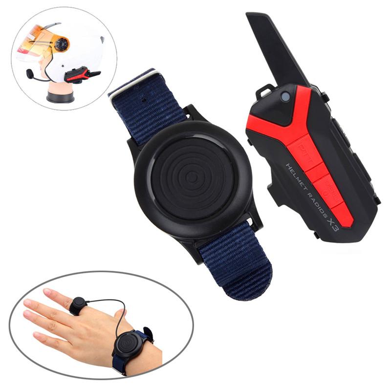 boblov bt intercome walkie talkie headset wasserdichte. Black Bedroom Furniture Sets. Home Design Ideas