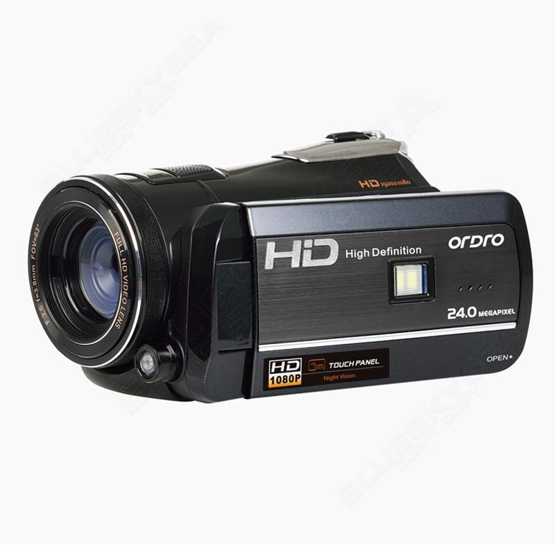 ORDRO HDV-D395 Full 1080P 18X 3.0\