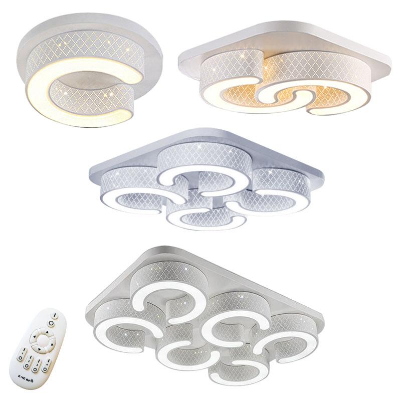 Led dimmbar deckenlampe deckenleuchte wandlampe flurlampe for Flurlampe deckenlampe