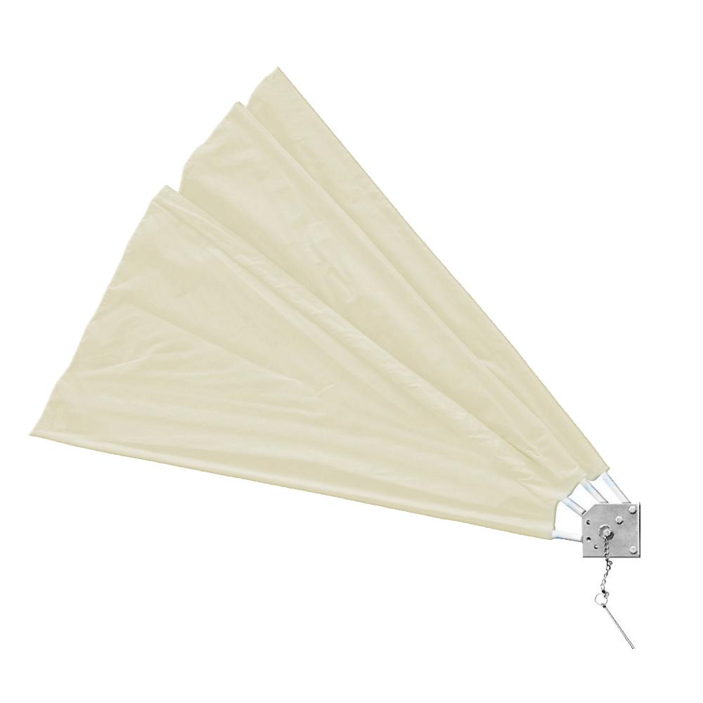Balkonfächer Windschutz Sichtschutz Markise Balkonsichtschutz 160