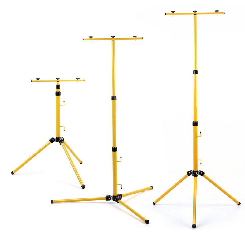 2x 10 20 30 50w akku led handlampe arbeitsleuchte baustrahler teleskop stativ ebay. Black Bedroom Furniture Sets. Home Design Ideas