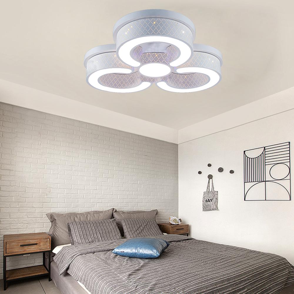 led deckenlampe wohnzimmer design deckenleuchte beleuchtung flurlicht lampe ebay. Black Bedroom Furniture Sets. Home Design Ideas