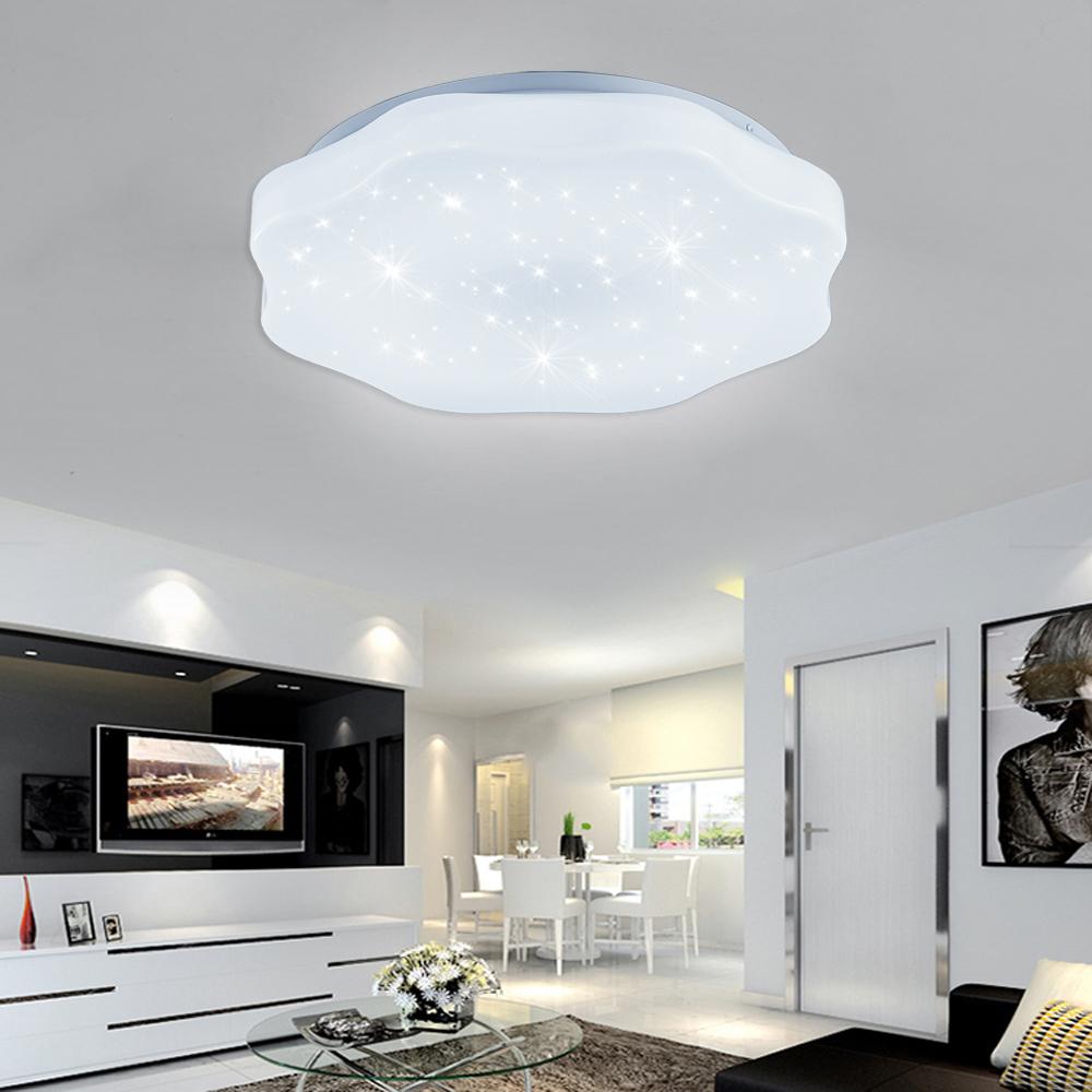 led dimmbar deckenleuchte deckenlampe effektlampe. Black Bedroom Furniture Sets. Home Design Ideas