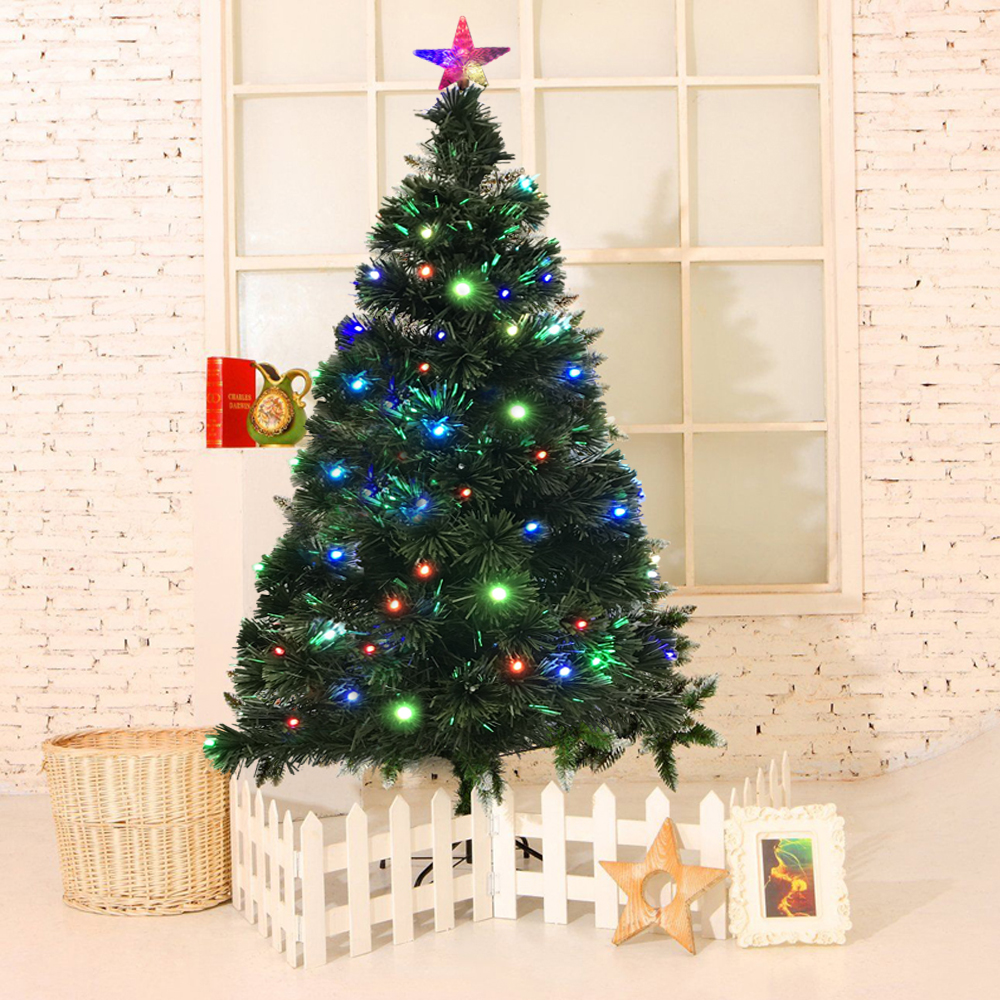 weihnachtsbaum k nstliche tannenbaum christbaum mit led. Black Bedroom Furniture Sets. Home Design Ideas